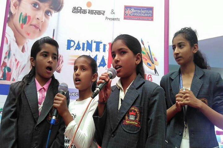 Ken International Girls School-Music Activity