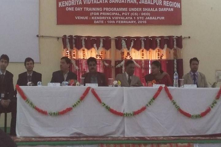 Kendriya Vidyalaya-Annual Meet