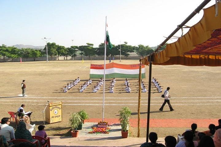 Kendriya Vidyalaya-Sports Day Celebration