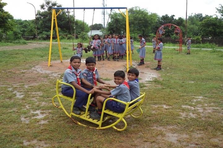 Kendriya Vidyalaya-Play Field