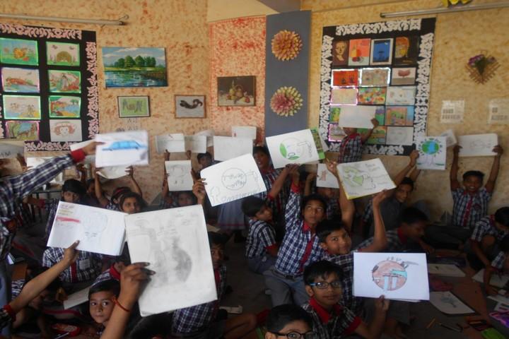Kendriya Vidyalaya-Classroom Activity