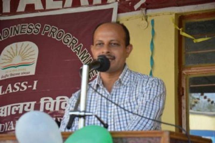 Kendriya Vidyalaya-Independence Day Speech