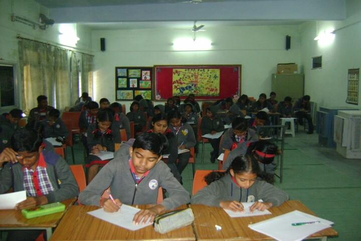 Kendriya Vidyalaya-Classrooms