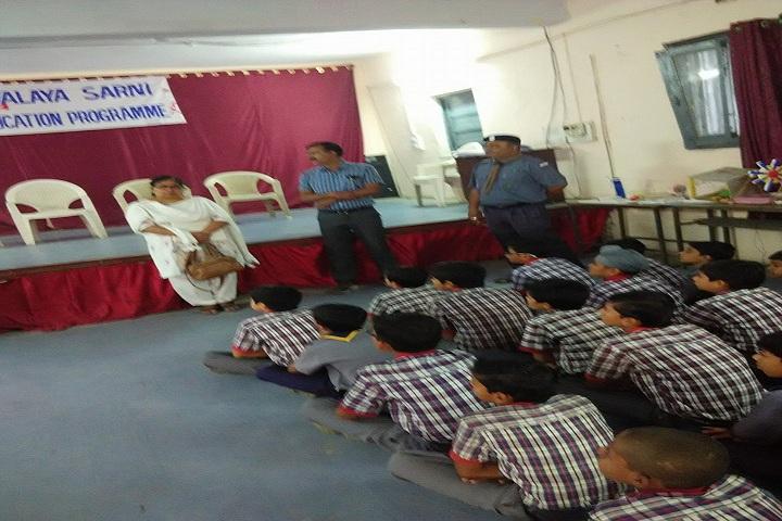 Kendriya Vidyalaya-Scouts Activity
