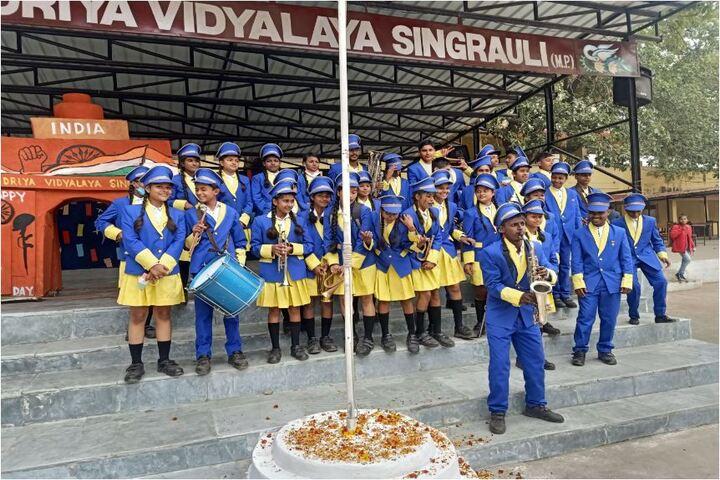 Kendriya Vidyalaya-Scout And Guide
