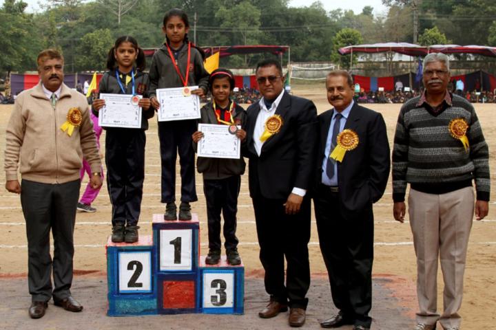 Kendriya Vidyalaya-Awards Distribution