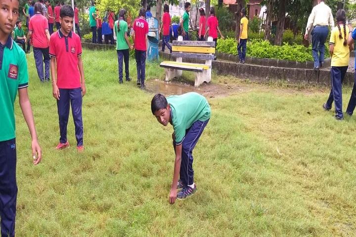 Kendriya Vidyalaya-School Garden