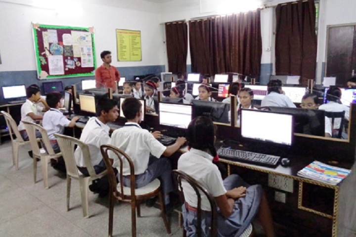 Army Public School-Computer Lab