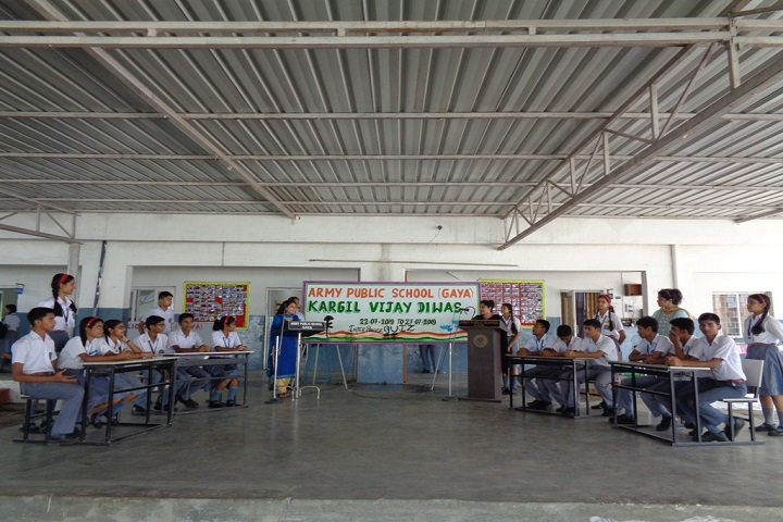 Army Public School-Quiz Competitions
