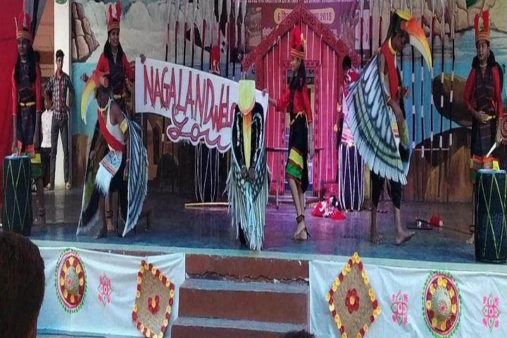 Kendriya Vidyalaya-Annual Day
