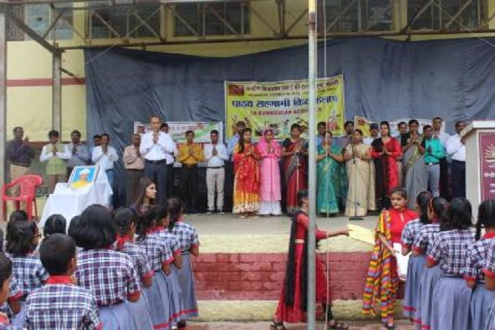Kendriya Vidyalaya-Co Curriculum Day