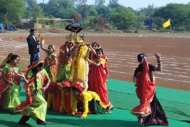 Kendriya Vidyalaya-Jamastami Celebration