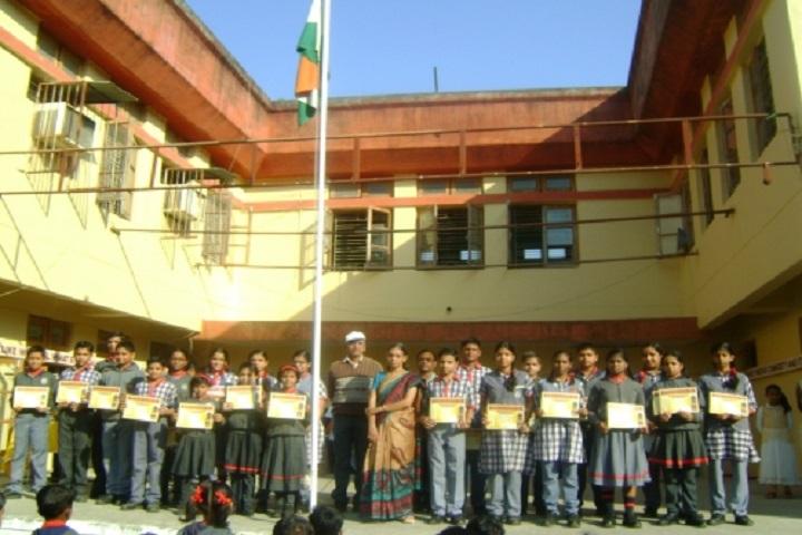 Kendriya Vidyalaya-Prizes Distributions