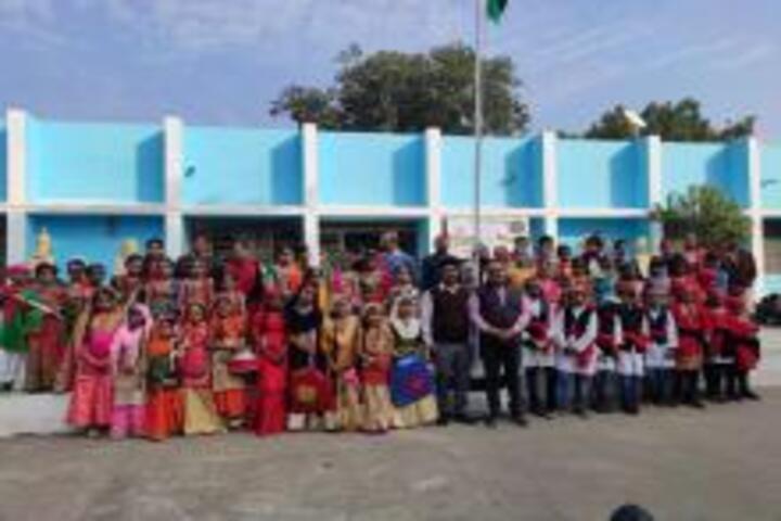 Kendriya Vidyalaya-Fit India Moments Day Activities