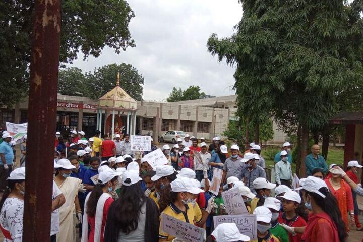 Kendriya Vidyalaya-Social Awareness Camps