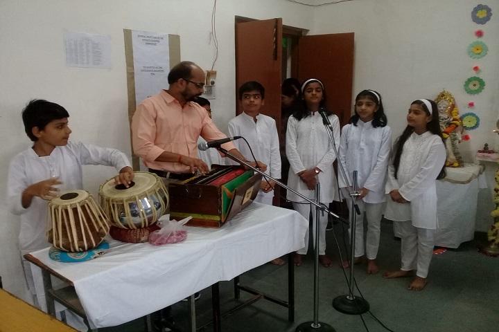 Kendriya Vidyalaya-Music Class