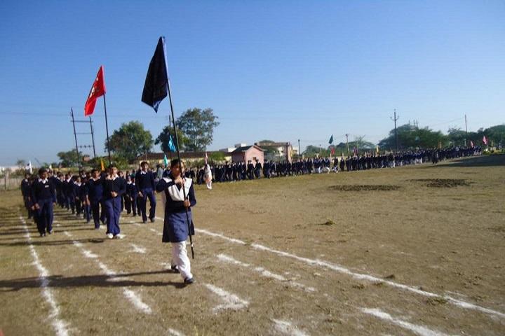 Kendriya Vidyalaya- March past