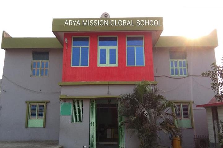 Arya Mission Global School-Campus View