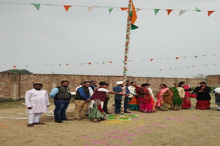 Arya Mission Global School-Republic Day