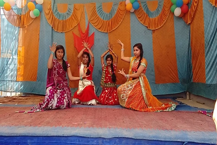 Arya Mission Global School-Dance