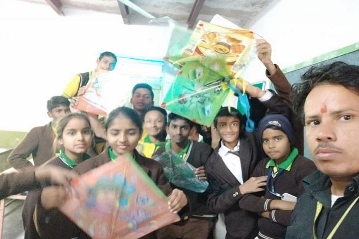 Arya Mission Global School-Kite Festival