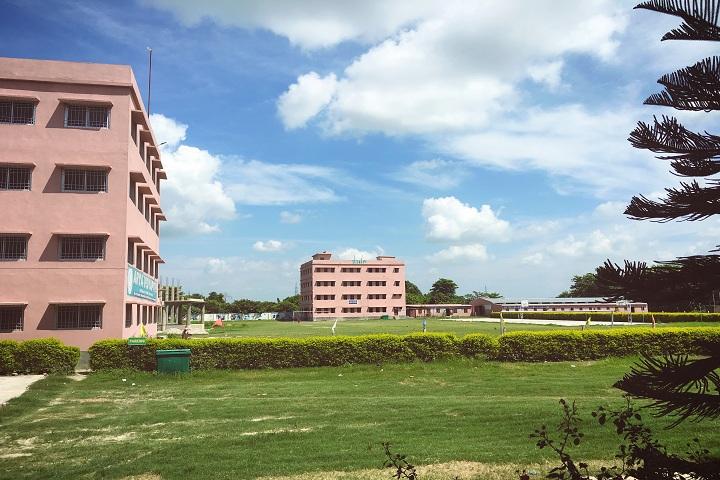 Arya Vidyapith-Campus View