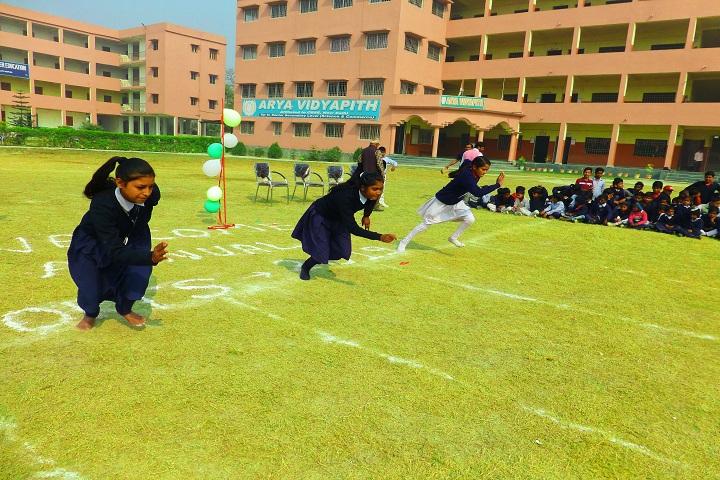 Arya Vidyapith-Sports