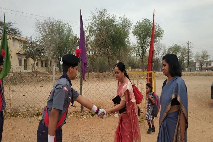 Kendriya Vidyalaya - NCC