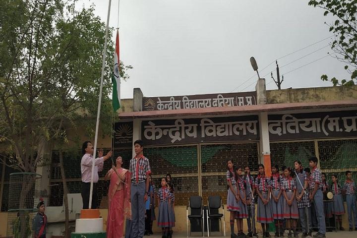 Kendriya Vidyalaya - Republic Day
