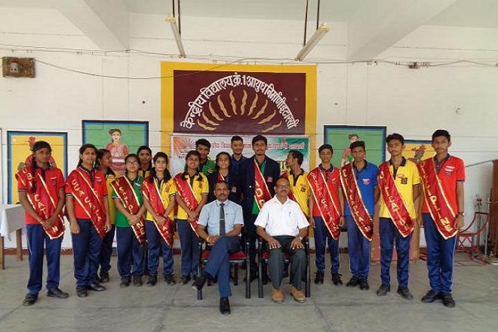Kendriya Vidyalaya No 1 -Student Council