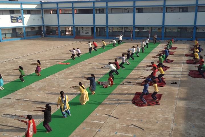 Kendriya Vidyalaya No 1-Others Yoga