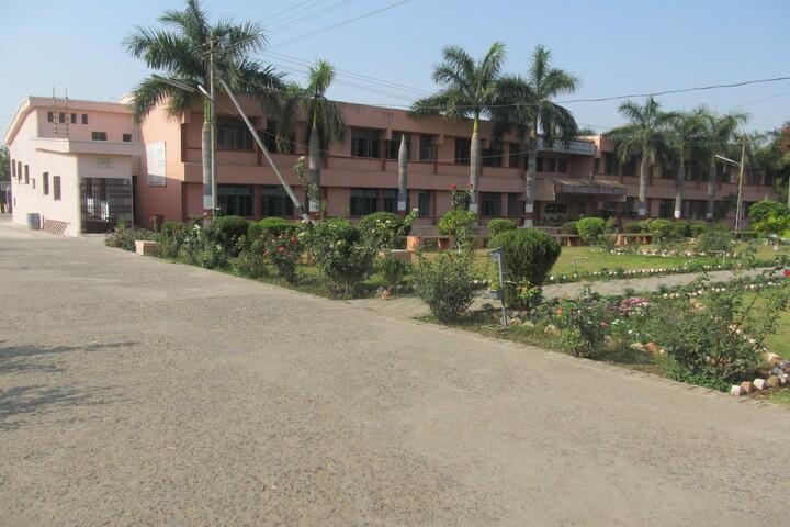 Kendriya Vidyalaya No 2-School Front View