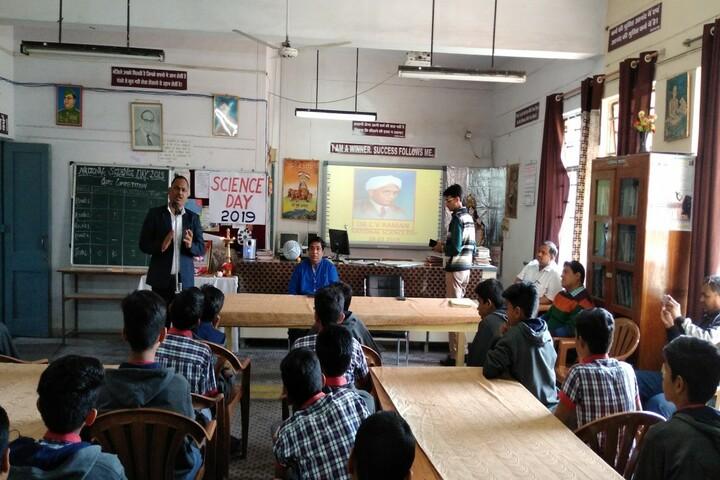 Kendriya Vidyalaya No 2-Science Day