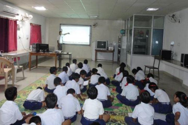 Kendriya Vidyalaya No 2-Digital Classroom
