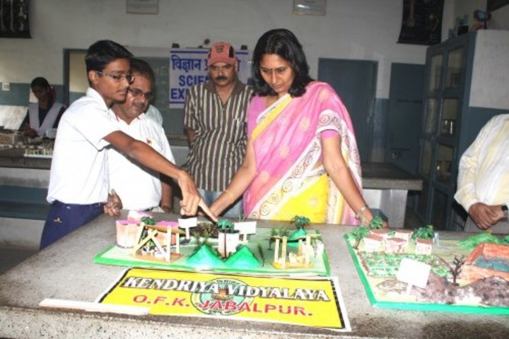 Kendriya Vidyalaya No 2-Exhibition