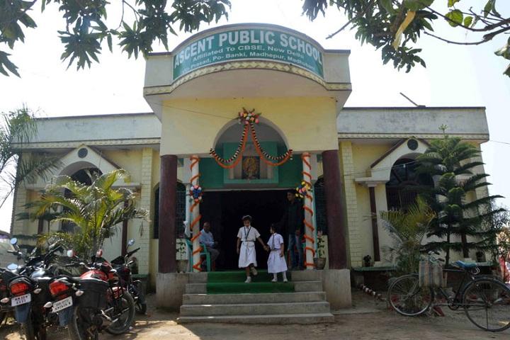 Ascent Public School-Campus View
