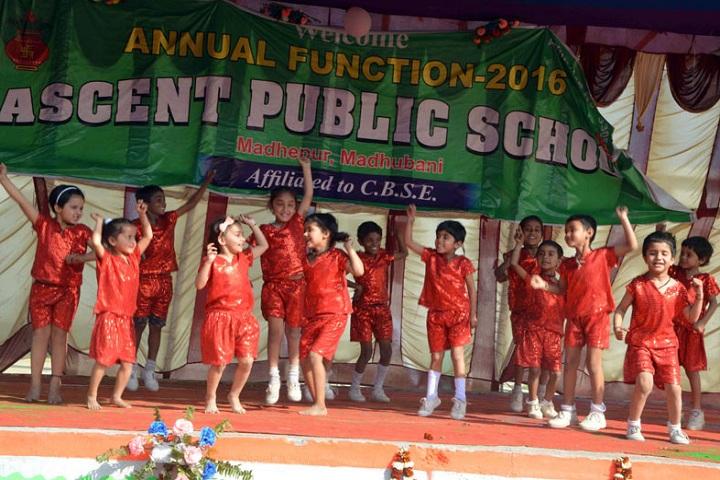 Ascent Public School-Annual Function