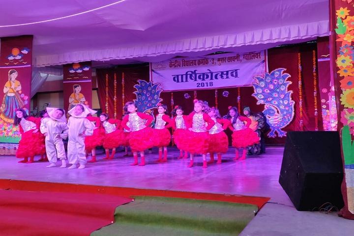 Kendriya Vidyalaya No 3 - Events