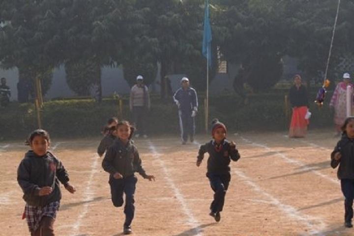 Kendriya Vidyalaya No 5 - Running
