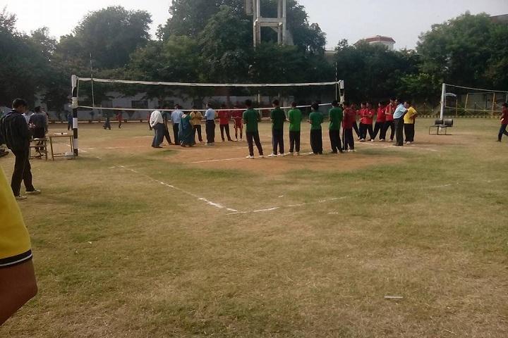 Kendriya Vidyalaya No 5 -Play Ground