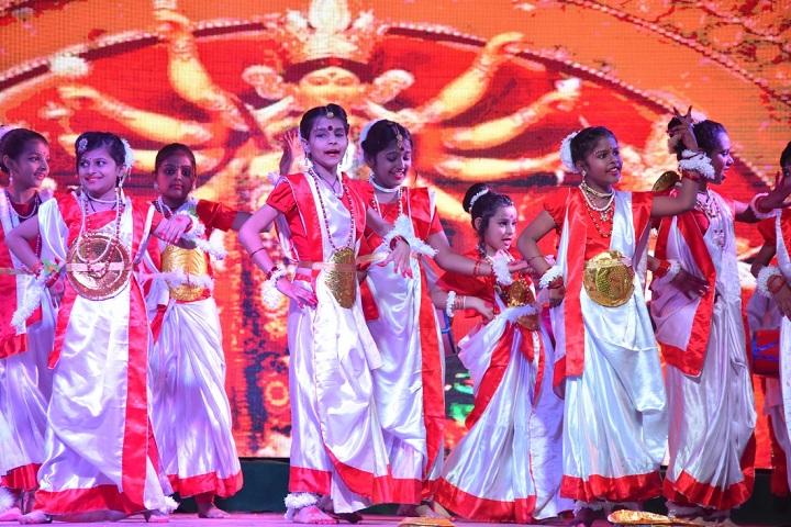 Kendriya Vidyalaya No 1-Group Dance