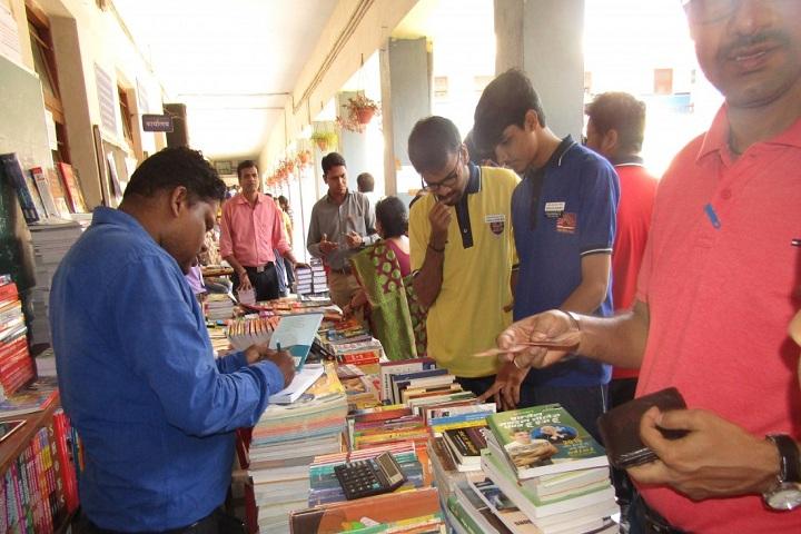 Kendriya Vidyalaya No1-Book Fair