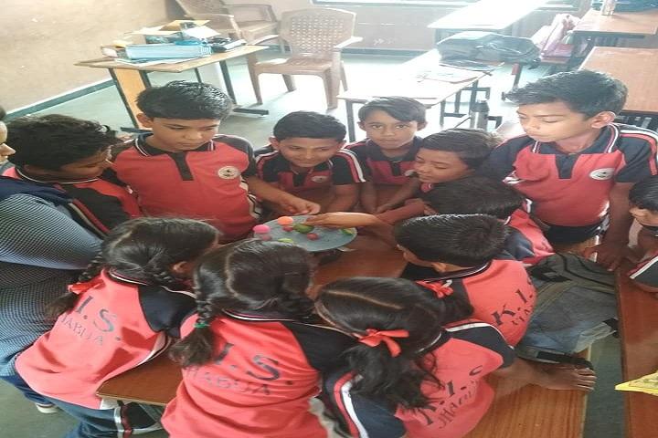Keshav International School - Activity Class II