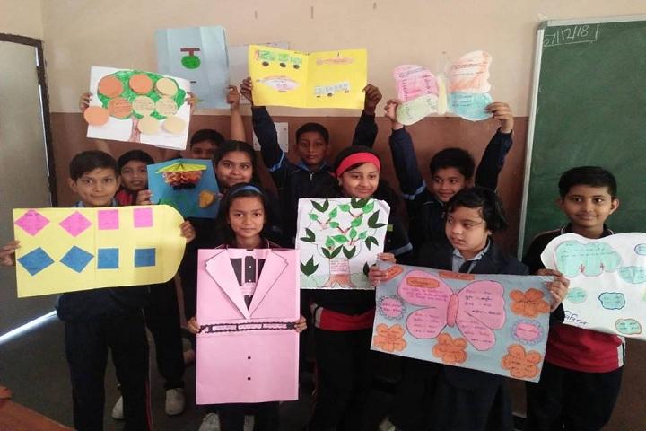 Keshav International School - Arts and Crafts