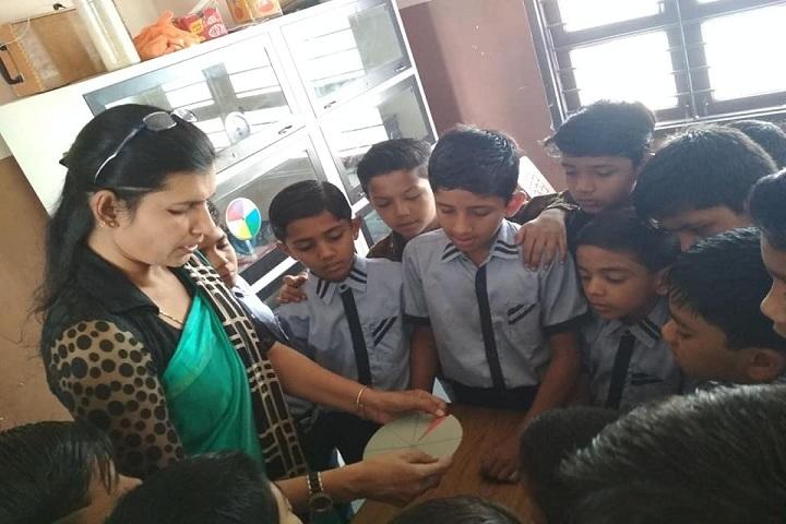 Keshav International School - Maths Activity Class