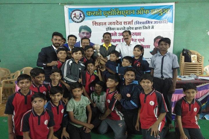 Keshav International School - Sports Meet
