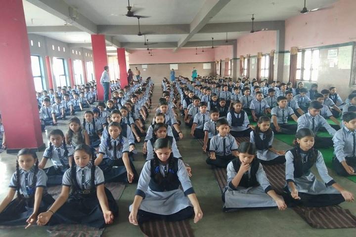 Keshav International School - Yoga Day