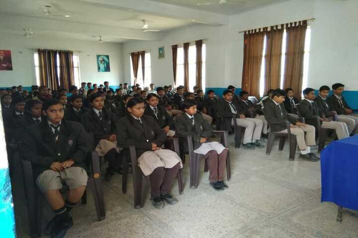 Kg Children School-Auditorium