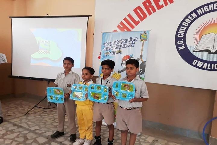 Kg Children School-Childrens Day