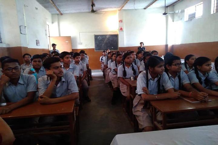 Kg Children School-Classroom